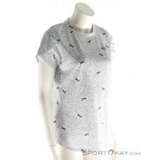 Maloja LibellaM. Multi 1/2 Damen T-Shirt-Weiss-XS