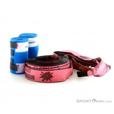 Elephant Slacklines Rookie Flash Line 15m Slacklineset-Pink-Rosa-One Size