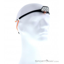 Petzl Iko Core 500lm Stirnlampe-Schwarz-One Size