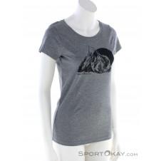 Sportokay.com Mountain Damen T-Shirt-Grau-M