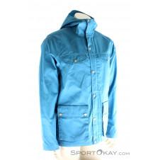 Fjällräven Greenland Jacket Herren Outdoorjacke-Blau-S