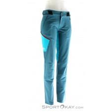 Ortovox Brenta Pants Damen Outdoorhose-Blau-S