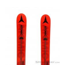 Atomic Redster G9 FIS 188cm + X 16 VAR Damen Skiset 2018-Rot-188