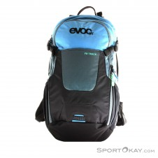 Evoc FR Track XS 10l Rucksack mit Protektor-Blau-XS