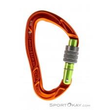 Climbing Technology Nimble Evo D SG Schraubkarabiner-Orange-One Size