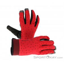 Vaude Dyce Gloves II Damen Bikehandschuhe-Pink-Rosa-7