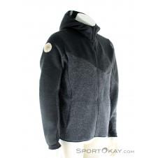 Chillaz Mounty Jacket Herren Outdoorsweater-Schwarz-XL