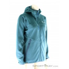 Salewa Antelao Fleece Damen Tourensweater-Blau-40