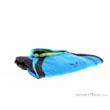 Salewa Micro 800 Schlafsack links-Blau-One Size