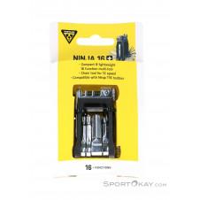 Topeak Ninja 16+ Multitool-Schwarz-One Size