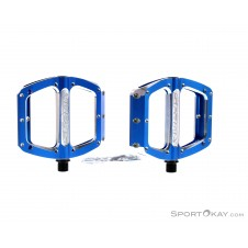 Spank Spoon Pedal Pedale-Blau-S