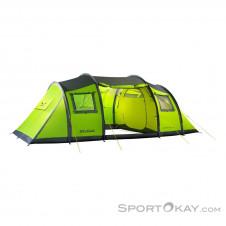 Salewa Alpine Hut III+III 3+3-Personen Zelt-Grün-One Size