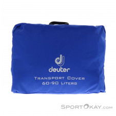 Deuter Transport Cover 60-90l Regenhülle-Dunkel-Blau-One Size