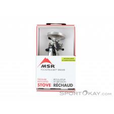MSR Pocket Rocket Deluxe Stove Kochsystem-Rot-One Size