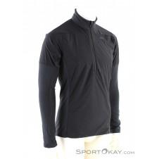 adidas Terrex Agravic LS Herren Sweater-Schwarz-48