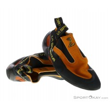 La Sportiva Cobra Kletterschuhe-Orange-36