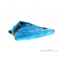 Salewa Fusion Hybrid +4 Schlafsack links-Blau-185