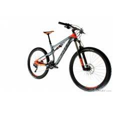 Scott Genius 740 2017 All Mountainbike-Grau-M