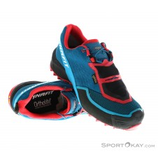 Dynafit Speed MTN GTX Damen Traillaufschuhe Gore Tex-Blau-7,5