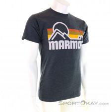 Marmot Coastal Herren T-Shirt-Grau-S