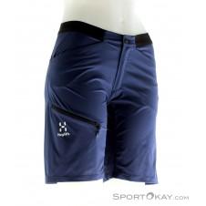 Haglöfs L.I.M Fuse Shorts Damen Outdoorhose-Blau-34
