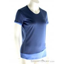 Vaude Sveit LS Damen T-Shirt -Blau-34