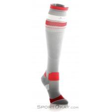 Vaude Bike Socks Long Socken-Grau-39-41