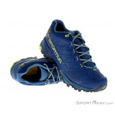 La Sportiva Primer Low GTX Herren Traillaufschuhe Gore-Tex-Blau-42