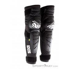 IXS Cleaver Knee/Shin Guard Knieprotektoren-Schwarz-M