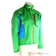 Shimano Hybrid Jacket Herren Bikejacke-Grün-M