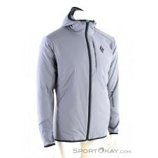 Black Diamond First Light Hybrid Herren Tourensweater-Grau-M