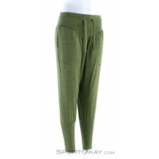 Super Natural Harem Pants Damen Trainingshose-Grün-M