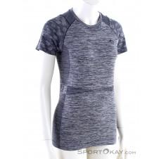 Kari Traa Marit Tee Damen T-Shirt-Grau-M