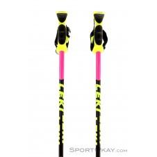 Leki Worldcup SL TBS Damen Skistöcke-Pink-Rosa-110