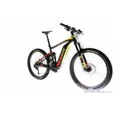 Giant Full-E+ 1 Pro 2018 E-Bike Trailbike-Schwarz-M