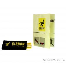 Gibbon Fitness Upgrade Slackline Zubehör-Gelb-One Size
