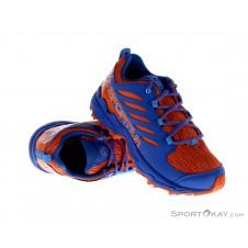 La Sportiva Jynx Kinder Traillaufschuhe-Blau-34