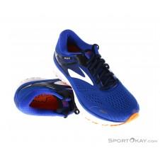 Brooks Adrenaline GTS 18 Narrow Herren Laufschuhe-Blau-8