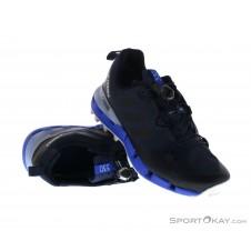 adidas Terrex Fast GTX Surround Damen Trekkingschuhe GoreTex-Blau-7,5
