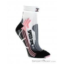 X-Socks Run Speed One Lady Damen Socken-Pink-Rosa-39-40