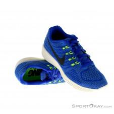 Nike LunarTempo 2 Herren Laufschuhe-Blau-7,5