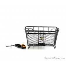 Topeak MTX Basket Rear Gepäcksträgerkorb-Schwarz-One Size