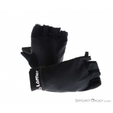 Löffler Bike Reflector Handschuhe-Schwarz-7