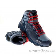 Salewa Alpenrose Ultra Mid GTX Damen Trekkingschuhe Gore-Tex-Grau-6