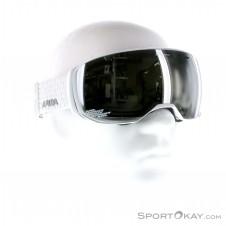 Alpina Estetica MM Skibrille-Weiss-One Size
