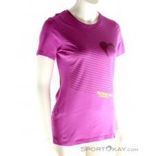 La Sportiva Vertical Love Damen T-Shirt-Pink-Rosa-XS
