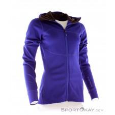 Black Diamond Coefficient Hoody FZ Damen Outdoorsweater-Lila-L