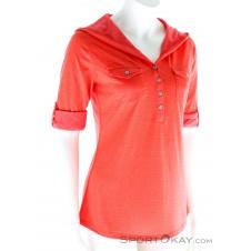 Marmot Laura LS Damen T-Shirt-Rot-XS