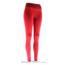 Black Diamond Levitation Pants Damen Leggings-Rot-XL