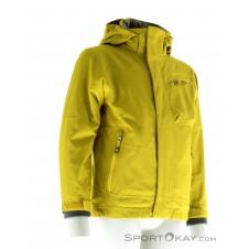Marmot Freerider Jacket Jungen Skijacke-Grün-S